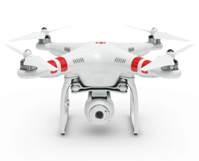 DJI Phantom 2, Quadrocopter